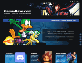 game-rave.com screenshot