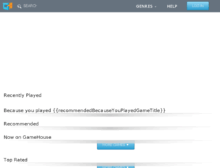 game.gamehouse.com screenshot