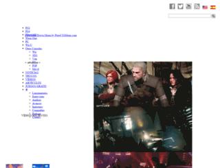 gamedynamo.es screenshot