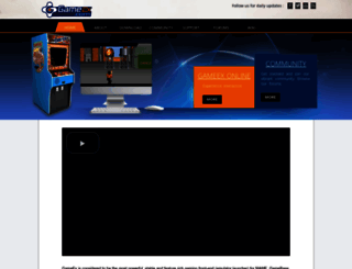 gameex.com screenshot