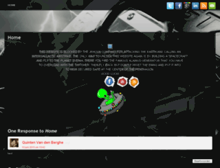 gamefist.be screenshot