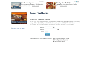 gameflashbacks.com screenshot