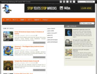 gamehpcross.blogspot.com screenshot