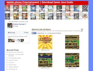 gamejavagratis.com screenshot