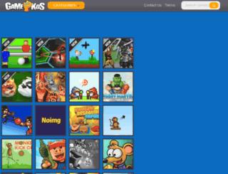 gamekos.com screenshot