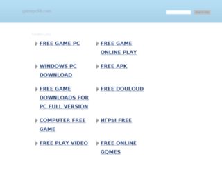 gamepc68.com screenshot