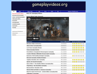 gameplayvideos.org screenshot