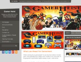 gamerheist.com screenshot