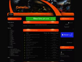 gameris.lt screenshot