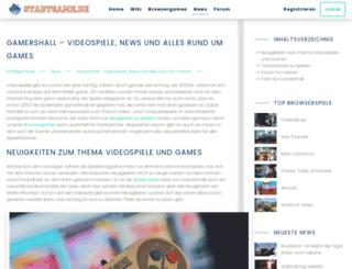 gamershall.de screenshot