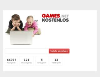 games-kostenlos.net screenshot