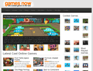 games-now.com screenshot