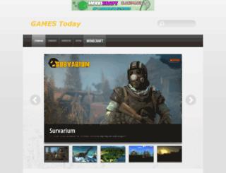 games-today.ru screenshot