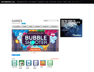 games.mcall.com screenshot