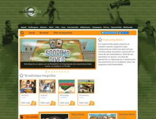 games.prasinanea.gr screenshot