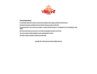 games.vibrant3g.com screenshot