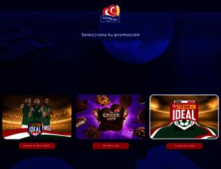 gamesa.com.mx screenshot