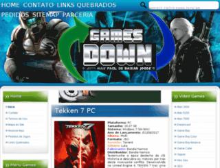 gamesdown.com.br screenshot