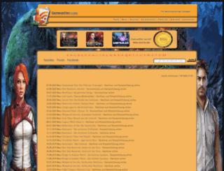 gamesetter.com screenshot