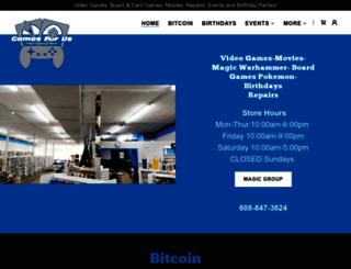 gamesforus.net screenshot
