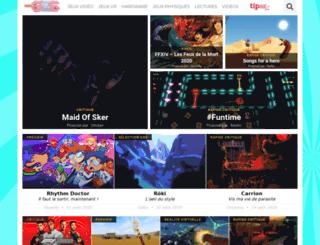 gamesidestory.com screenshot