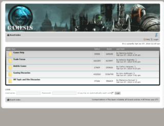 gamesls.com screenshot