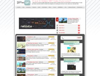 gameson.com.br screenshot