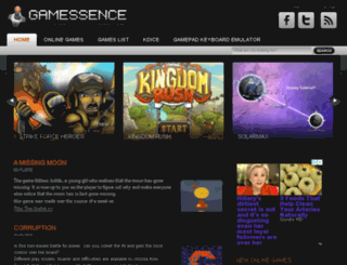 gamessence.net screenshot