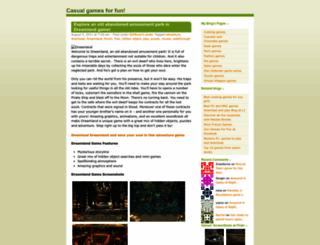 gamestodownload.wordpress.com screenshot