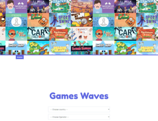 gameswaves.com screenshot