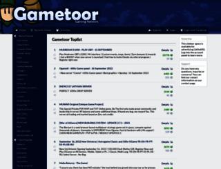 gametoor.com screenshot