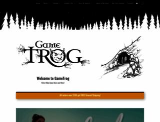 gametrog.com screenshot
