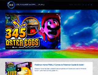 gamexplain.com screenshot