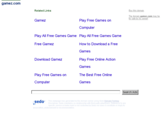 gamez.com screenshot