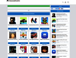 gamezfreeful.blogspot.com screenshot