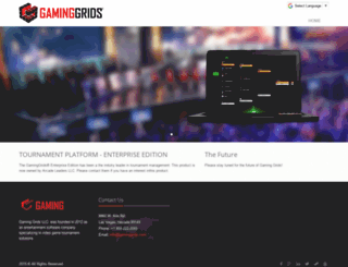 gaminggrids.com screenshot