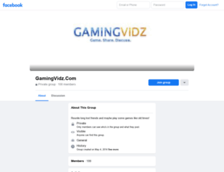 gamingvidz.com screenshot