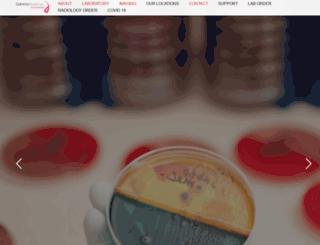gammahealthcare.com screenshot