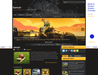 gamub.blogspot.in screenshot
