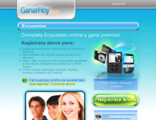 ganarhoy.com screenshot