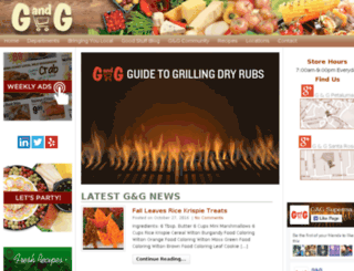 gandgmarket.com screenshot