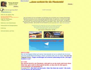 gandhi-auftrag.de screenshot