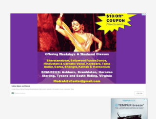 gangasaris.com screenshot