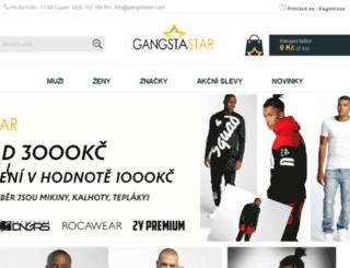 gangstastar.com screenshot