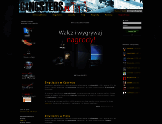 gangsters.pl screenshot
