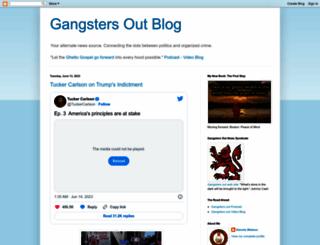 gangstersout.blogspot.com screenshot