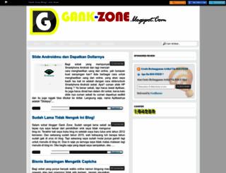 gank-zone.blogspot.com screenshot
