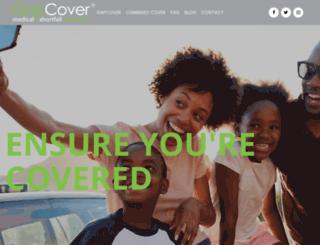 gapcover.co.za screenshot