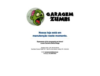 garagemzumbi.com.br screenshot