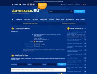 garanciaauto.sk screenshot